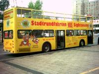 Am Alex - mit dem Bus