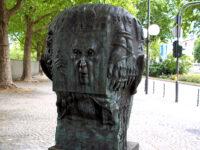 Bonn - Adenauerskulptur