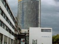Bonn - Deutsche Welle und Post Tower